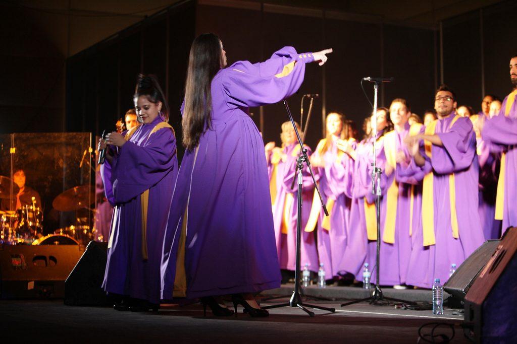 Coro de Gospel